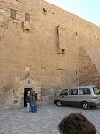 Главный вход в монастырь Святой Екатерины