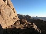 Туристическая тропа в синайских горах