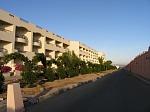 Вид на наш отель Oriental Resort *****
