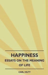 Happiness Essays