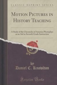 motion picture history Aa art history as digital cinema a history of motion pictures: 3 fil 2100: motion picture writing i: 3 fil 1007: foundations of story: 3 recommended.