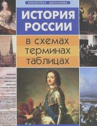 Гильда Нагаева - История России в схемах, терминах, таблицах