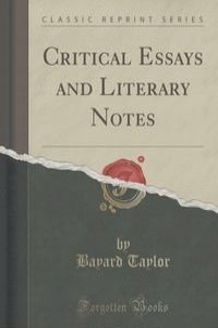 essays and notes Пользовательские блоги