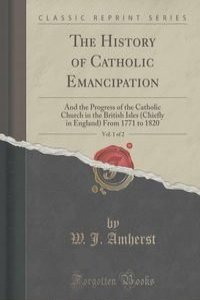 history catholic emancipation