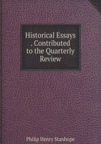 essays contributed to the quarterly review