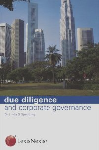 Linda S. Spedding - Due Diligence and Corporate Governance