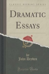 dramatic essays Home » essays on writing » drama dramatic writing is more than just revealing prose drama in literary fiction is mainly created through: a core story premise.