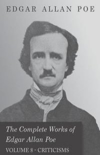 an introduction to the life of edgar allan poe and his literary work Edgar allan poe's life an american writer, poet, literary critique and editor, edgar allan poe was born on january 19, 1809 he was one of the important figures in the american romantic movement.