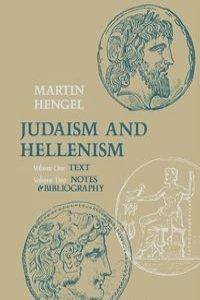 a history of hellenistic judaism Jewish history is the history of the jews, and their religion and culture, as it developed and interacted with other peoples, religions and culturesalthough judaism as a religion first appears in greek records during the hellenistic period (323 bce – 31 bce) and the earliest mention of israel is inscribed on the merneptah stele dated 1213.